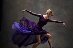 New York City Dance Project Purple