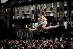 Summer Ballet Leap