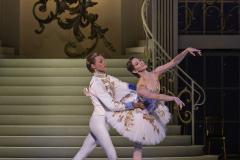 Cinderella at the Ball